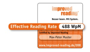 effective reading rate